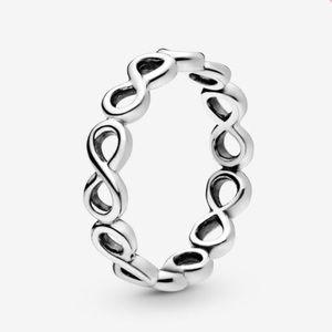 Pandora infinity ring size 6